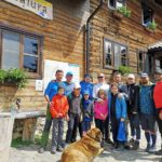 Tatici cu copii pe munte, Piatra Craiului 2019 (ed.VIII)